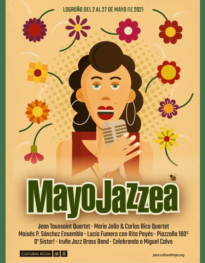 cartel mayo jazzea